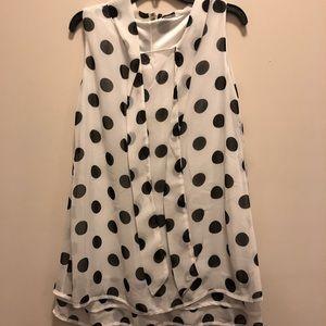 Dresses & Skirts - Women's Polka Dot Dress